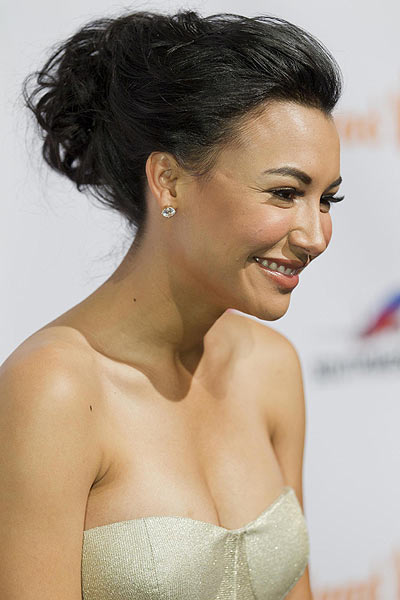 naya rivera maxim. Spotted: Glee Star Naya Rivera