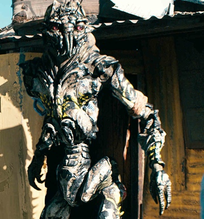 Darkling Dreams Alien Movie District 9