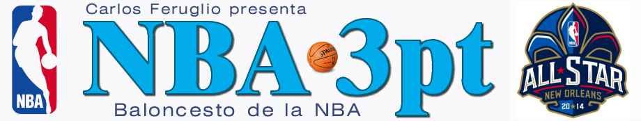 NBA3pt - Básquetbol NBA