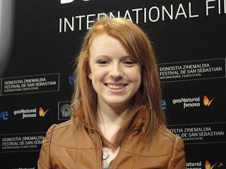 Katie Coseny - Rueda de prensa de Foxfire