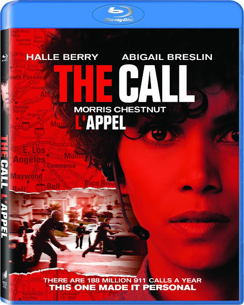the call 2013 dvd portada