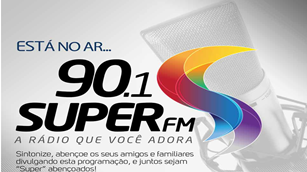 ouvir a Rádio Super FM 90,1 ao vivo e online BH