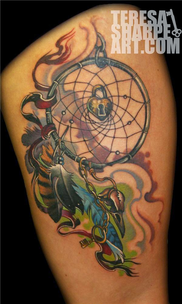 Dreamcatcher Tattoos