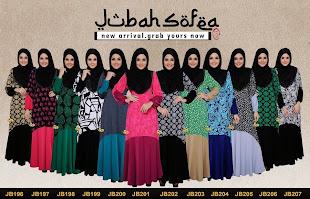 JUBAH SOFEA : RM99 FREE POS