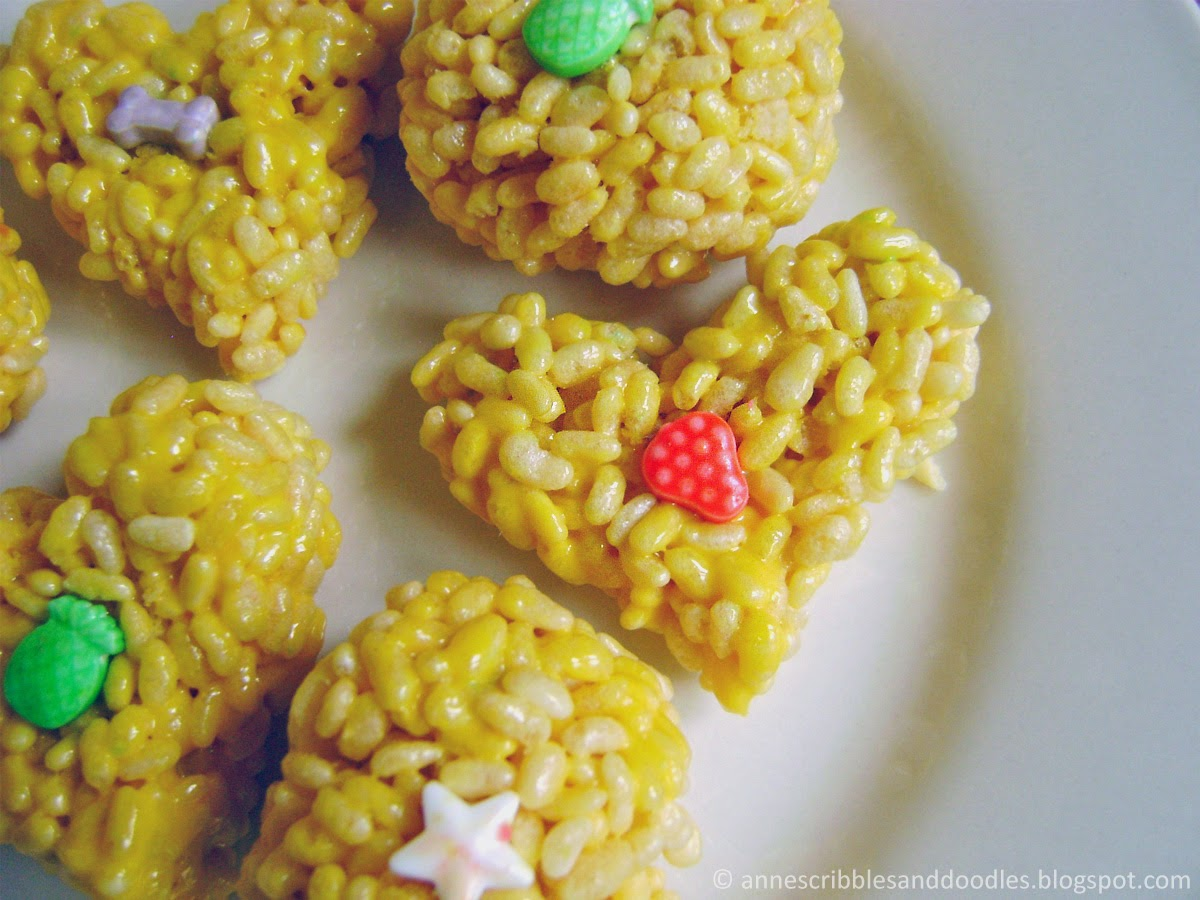 Easy and Festive Christmas Rice Krispies