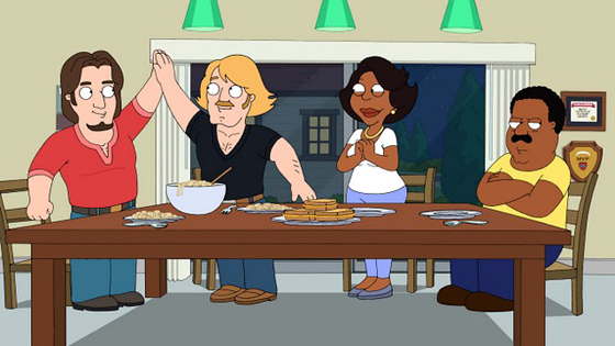 cleveland show rallo. The Cleveland Show S2-Ep.14: