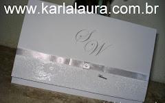 Convite Casamento - Sandra e Wagner