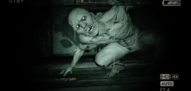 Outlast Will be Free on PlayStation Plus This February