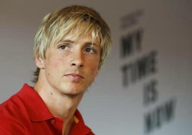 Gaya Rambut Fernando Torres