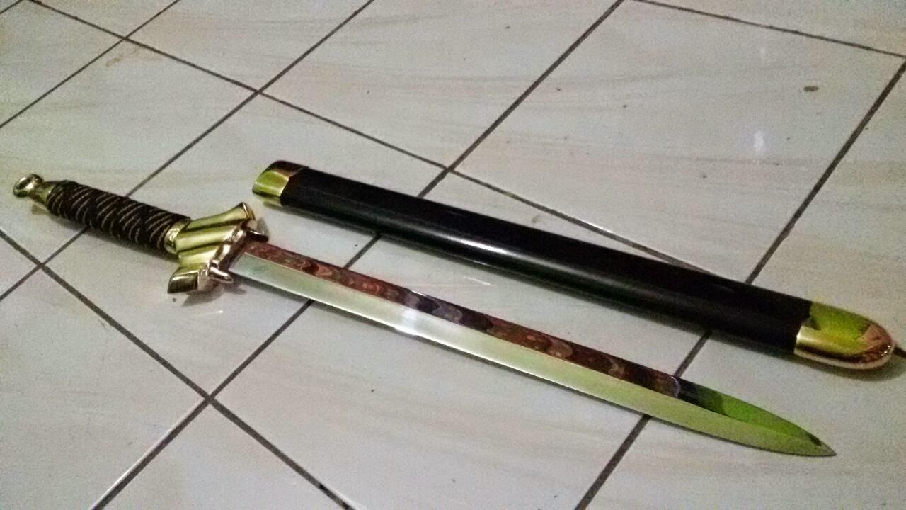 Baton Sword Panjang Pedang Samurai Daftar Harga Terbaik Terkini Mini Skelly Primrose Shirt Ss Grey Back 10 11 Tahun Roma 70 Cm Blade 50cm