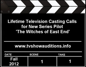 The Witches of East End Auditions Casting Call