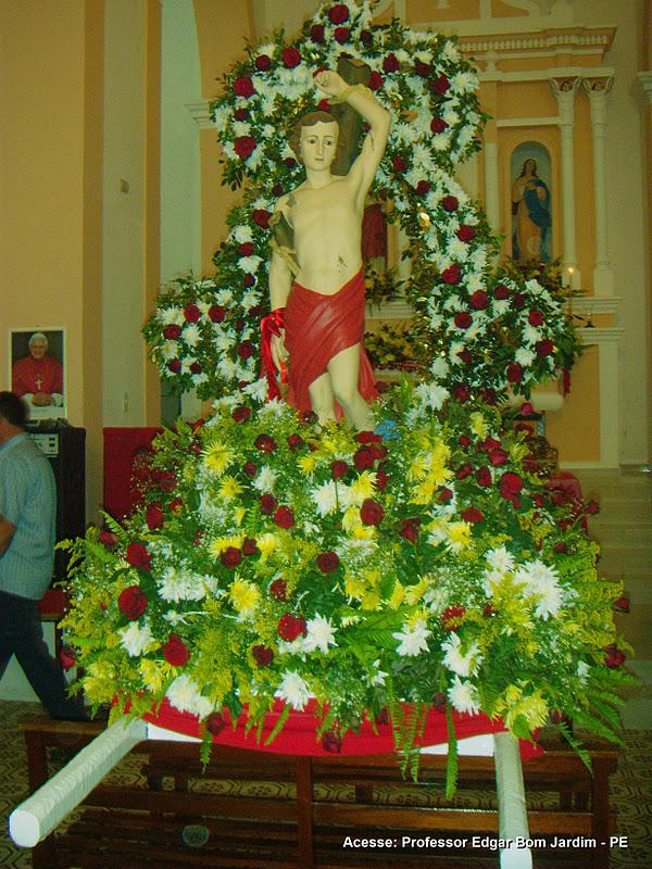 Festa de São Sebastião em Tamboatá  Bom Jardim PE