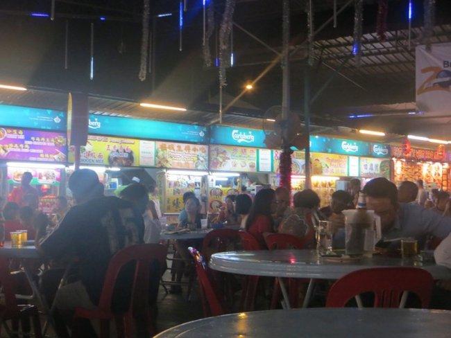 food court Пинанг