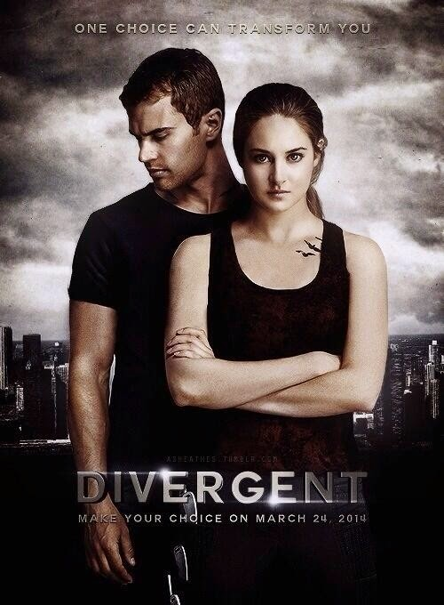 uyumsuz, divergent, veronica roth, Kitap OkuYorum, kitap, book, roman, novel, dört, four, film, tris, distopya,