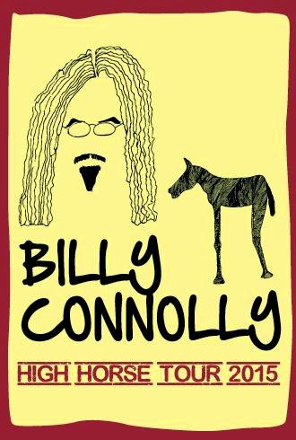 billy connolly art