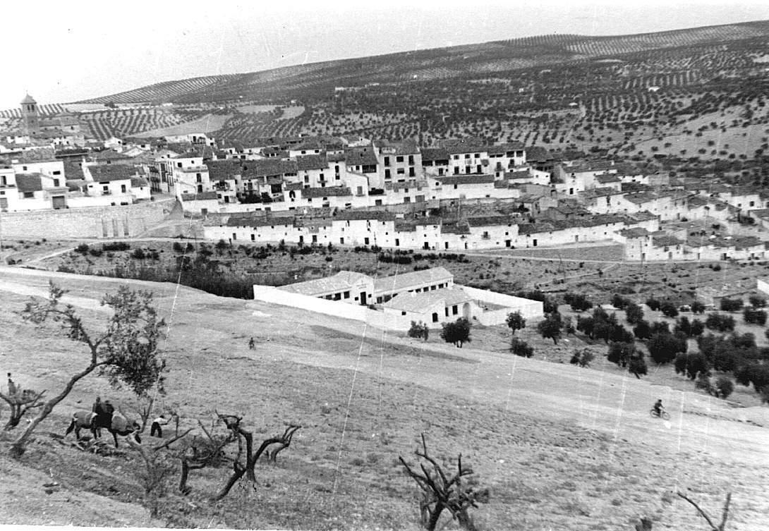 Desarrollo del casco urbano de Quesada.