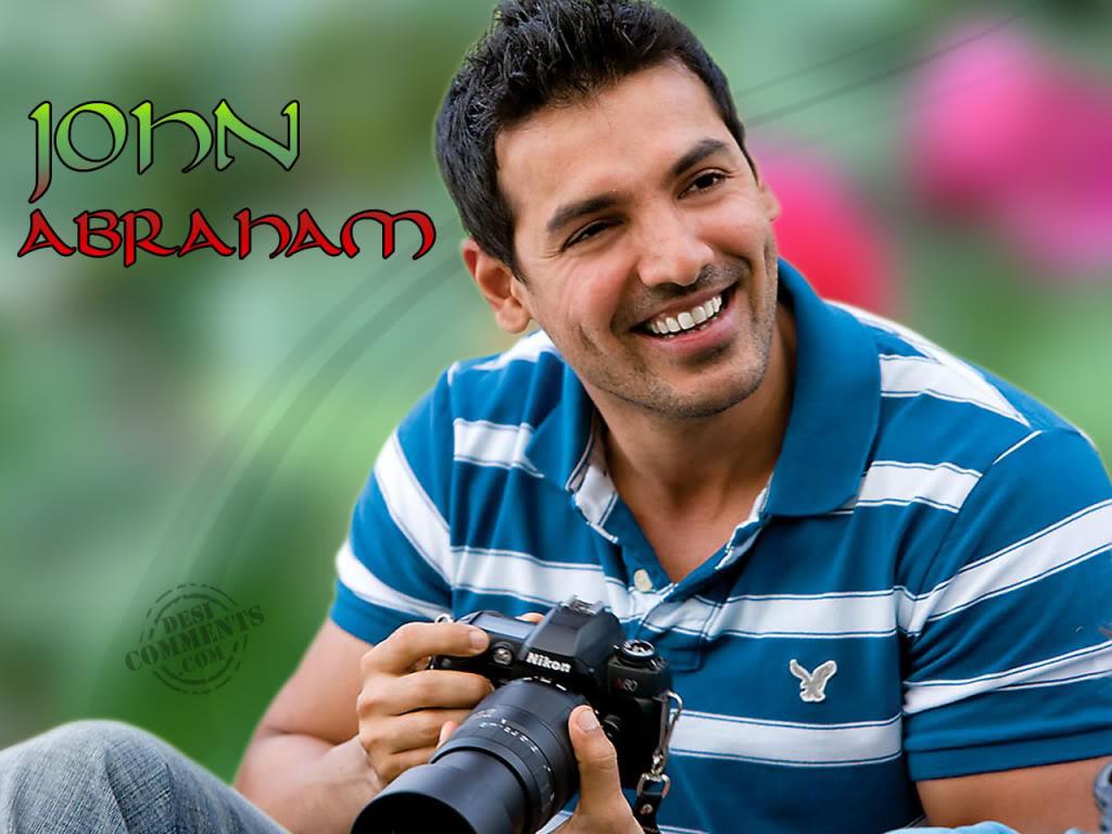 Enjoy The Beautiful World Am Pm John Abraham Handsome
