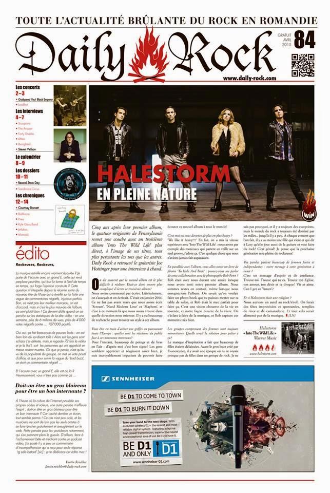 Magazine n° 84