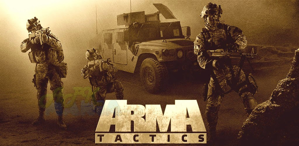 Game Arma Tactics THD 1.3942 Mod Apk + Data (Unlimited Money) Full Android