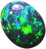 Birthstones: October - Opal (hope, happiness, confidence)