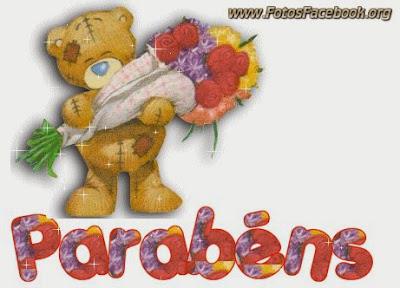 Mensagens de Parabens para postar no Facebook