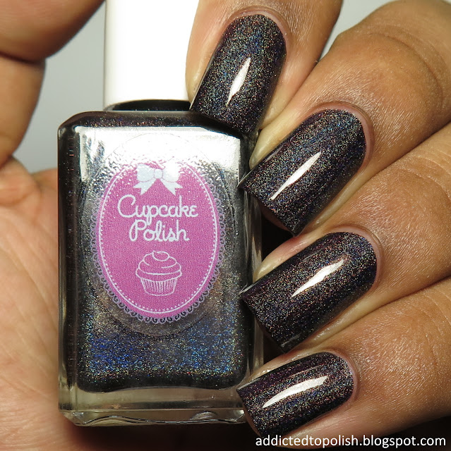 cupcake polish coffin break
