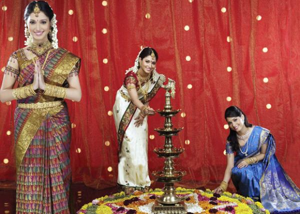 Indain Photoshoot Saravana Stores1