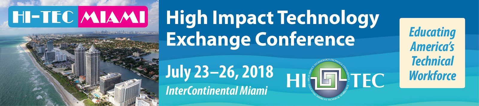 Register now for the HiTEC Conference!