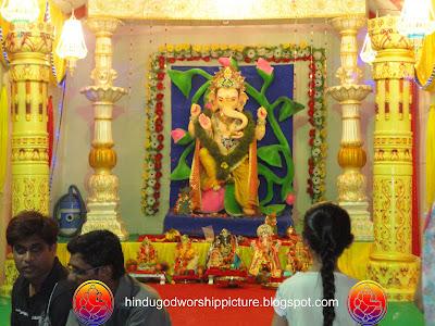 Ganesh Picture Ganesh Chaturthi 2011 Surat Gujarat