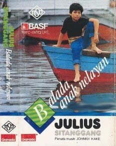 Julius Sitanggang - Balada Anak Nelayan 1983