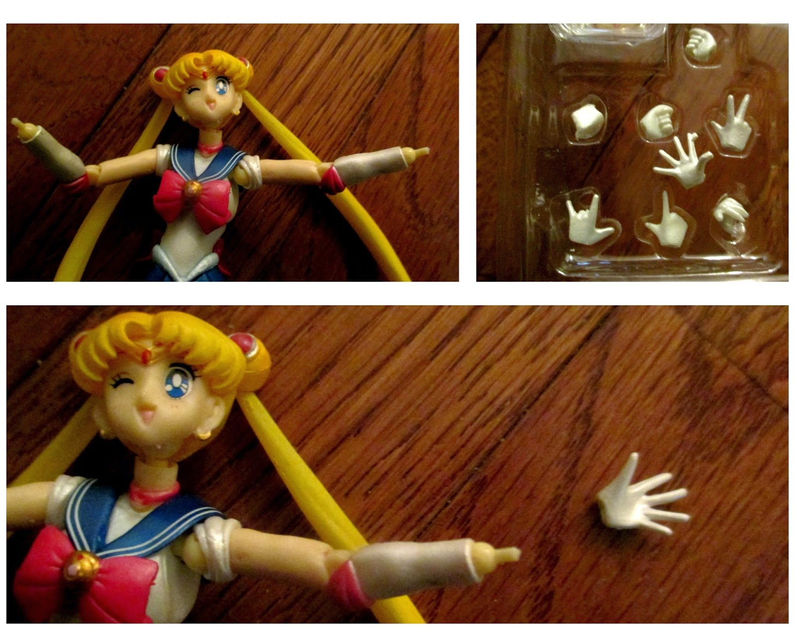 Sailor Moon Figuarts Action Figure Doll