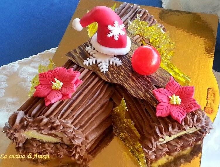 La cucina di anisja le torte natalizie di salvatore de riso - Decorazioni torte natalizie ...