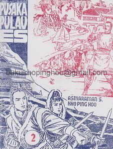 Buku Cersil Kho Ping Hoo