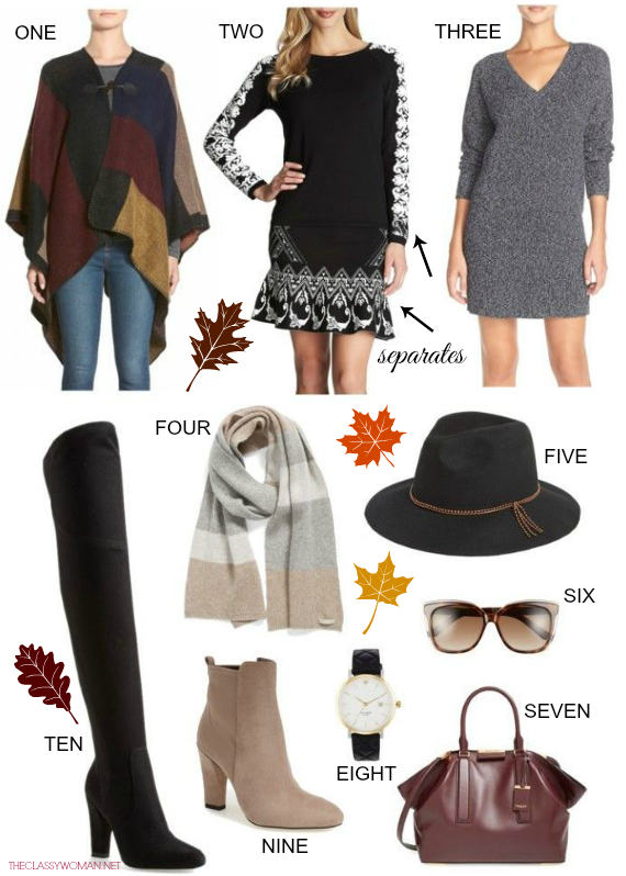 Thanksgiving Outfit Ideas All Looks on Sale!