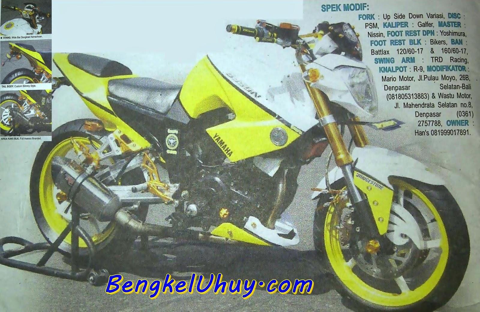 50 Harga Motor Yamaha Nmax Di Denpasar