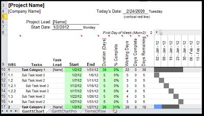 vertex42 free spreadsheet download