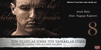 Cem Adrian & Sagopa Kajmer Artık Bitti Şarkı Sözü