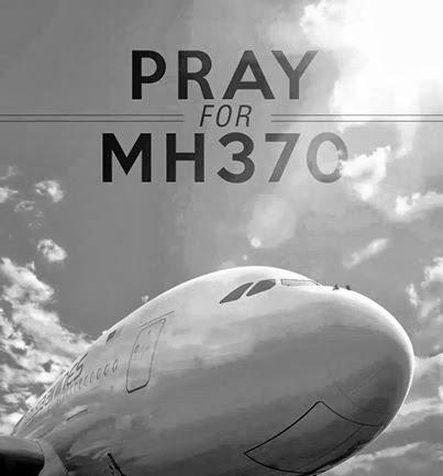 pesawat MAS hilang