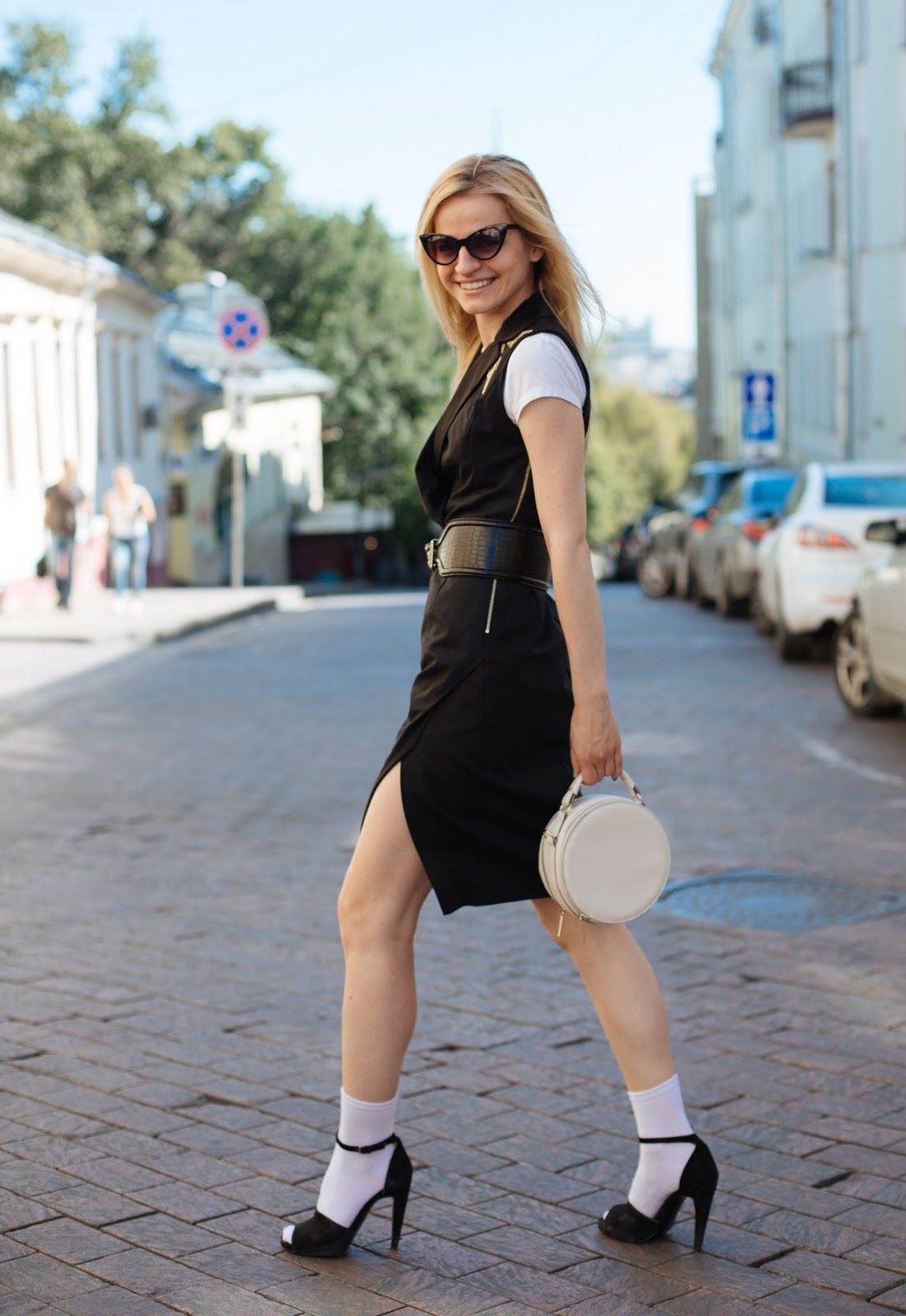 russian fashion blog, altuzarra for target, vest dress