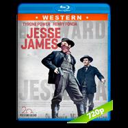 Jesse James (1939) BRRip 720p Audio Dual Latino-Ingles