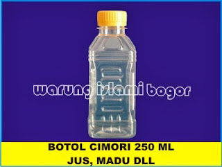 Botol PEt Kemasan 250ml