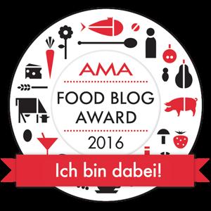 AMA Food Blog Award 2016