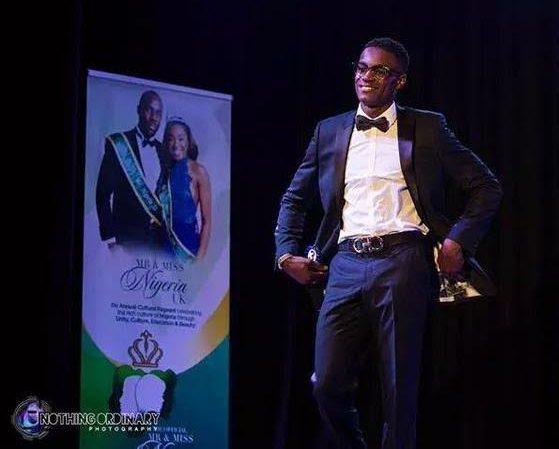 Theo Ogundipe MR Nigeria UK  2015