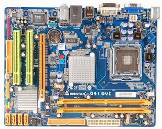 Motherboard Biostar G41 DVI Driver Download