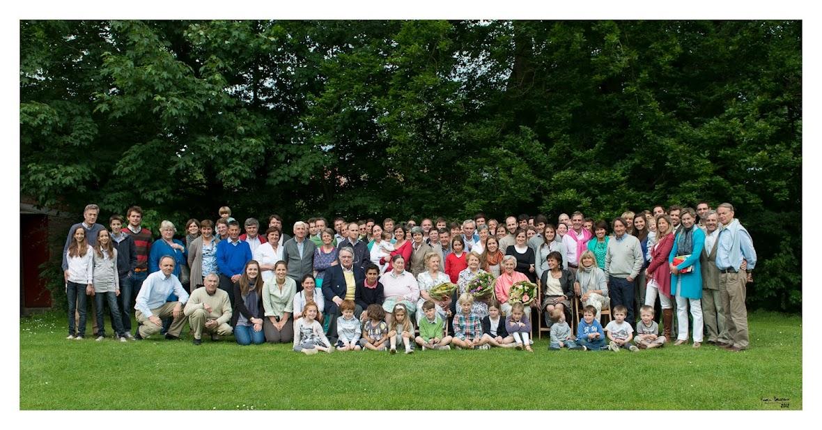 Réunion famille Lemaire 2012