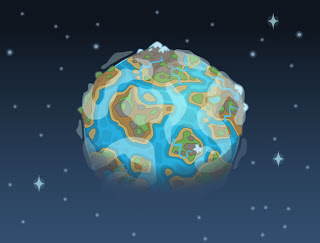 First impressions of earth