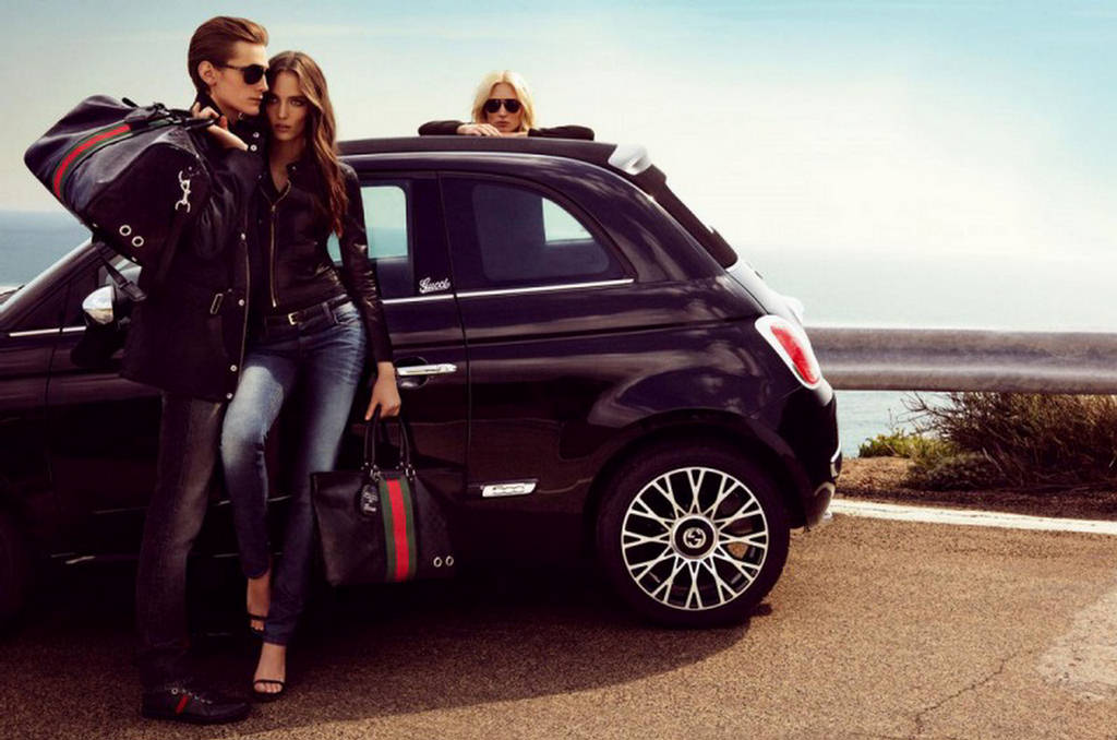 Fiat 500C Mini Sporty Gucci Car Wallpapers 2011 !
