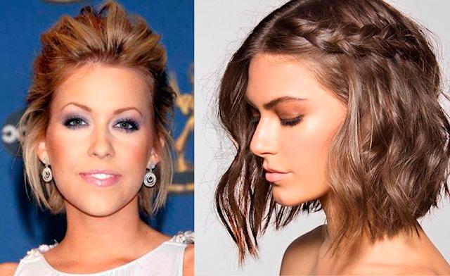 Penteados, incríveis, tipos, cabelos, curto, longo, médio, cacheado
