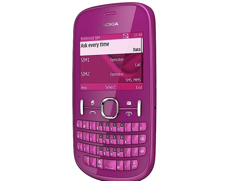 Download Tema Keren Untuk Hp Nokia Asha 200