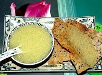 Ke rice pancake, brittle fleshy and sweet